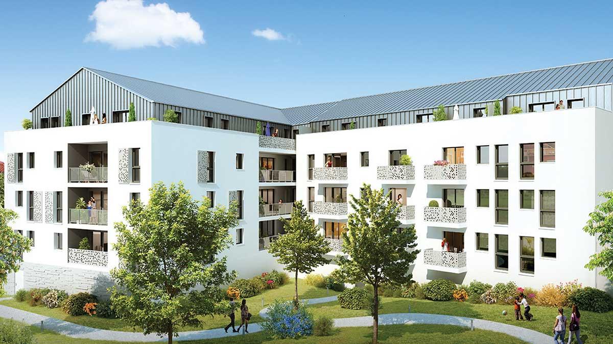 Vente Appartement Nantes Particulier