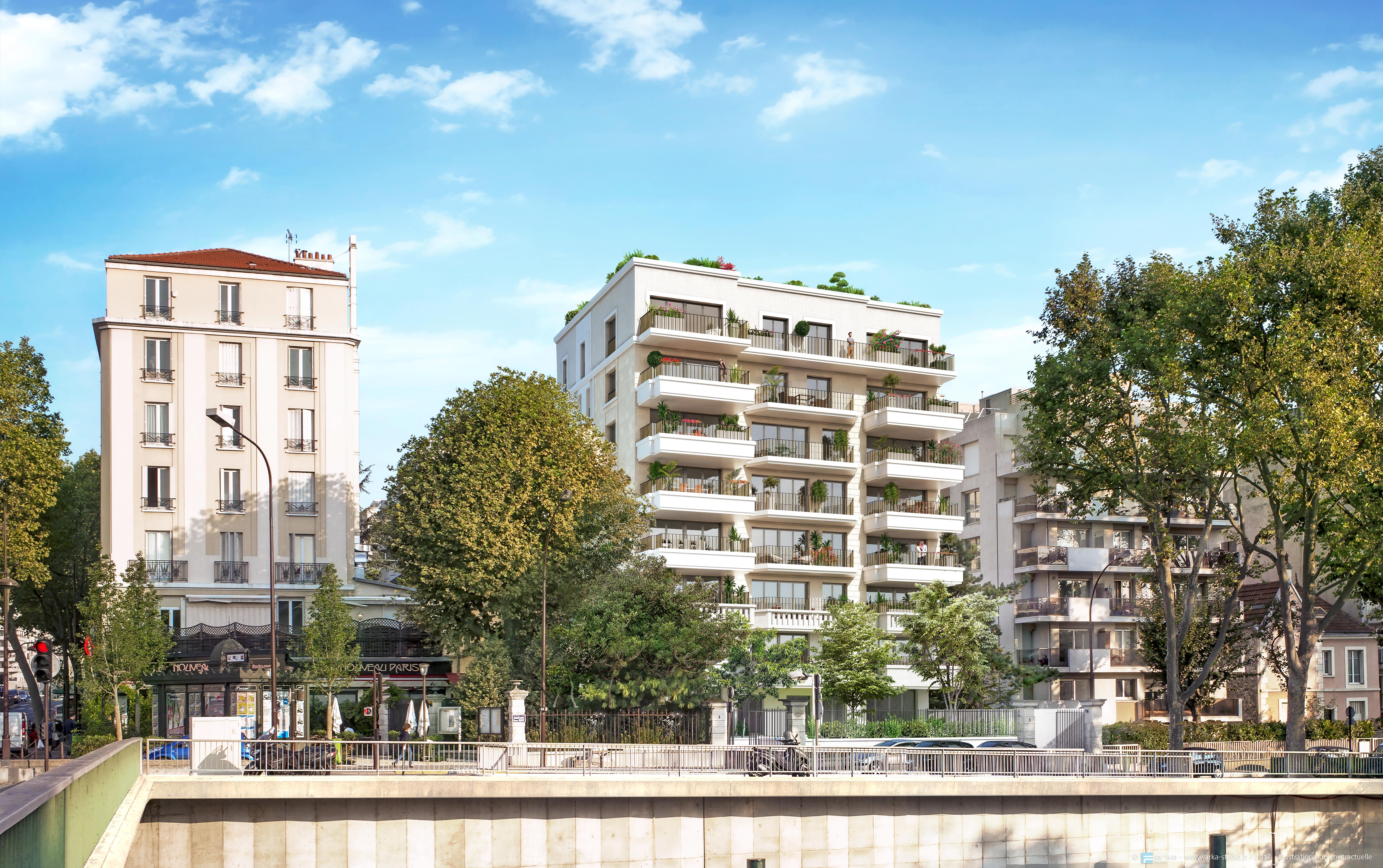 Achat-Vente-3 pièces-Ile-De-France-HAUTS DE SEINE-NEUILLY-SUR-SEINE
